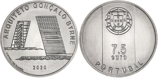Portugal 7,5 euro 2020 - Gonçalo Byrne