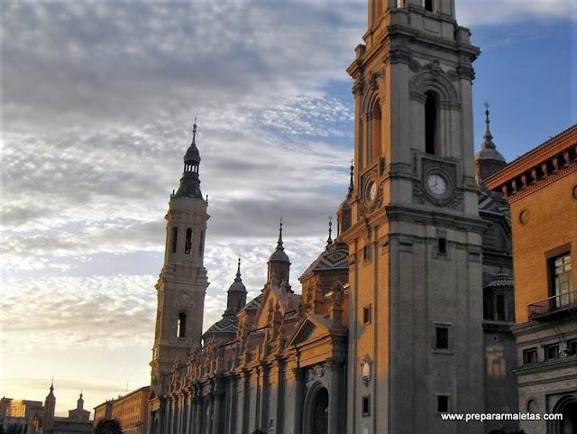 Lugares que hay que ver en Zaragoza en 2 días