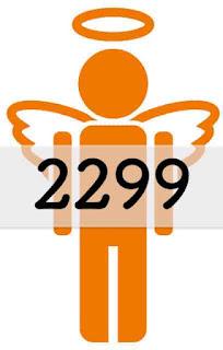エンジェルナンバー 2299