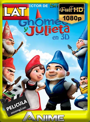 Gnomeo y Julieta (2011) HD [1080p] Latino [GoogleDrive] BerlinHD