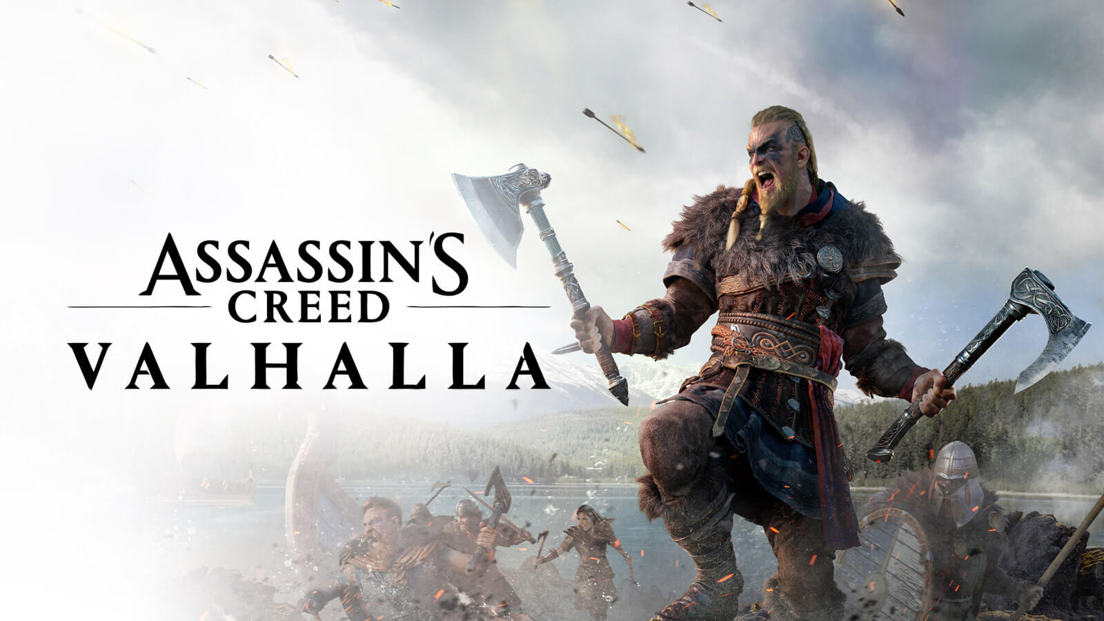 Assassin S Creed Valhalla Gameplay Overview
