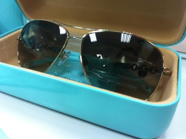 8d0f0d267e8 Tiffany Aviator Sunglasses 3034