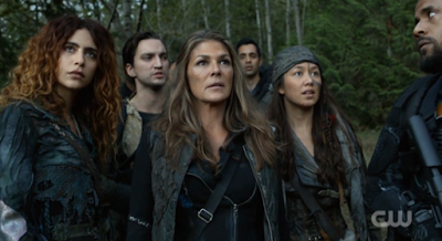 The 100 Season 5 Previews, Updates And News