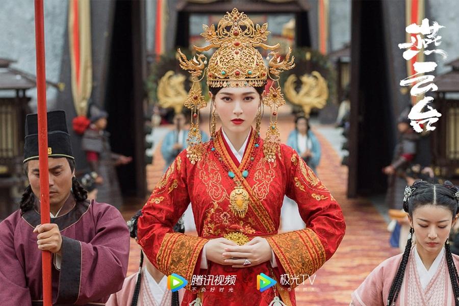 The Legend of Xiao Chuo จอมนางพิชิตบัลลังก์ (燕云台)