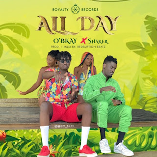 O'bkay ft. Shaker - All Day