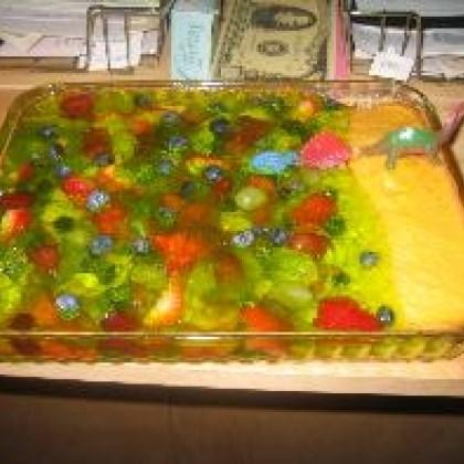 Primordial Swamp Cake Recipe