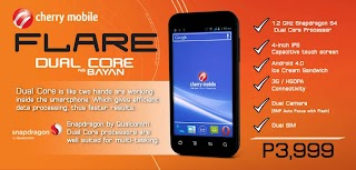 Cherry Mobile Flare Android Phone Specs, Price and Features