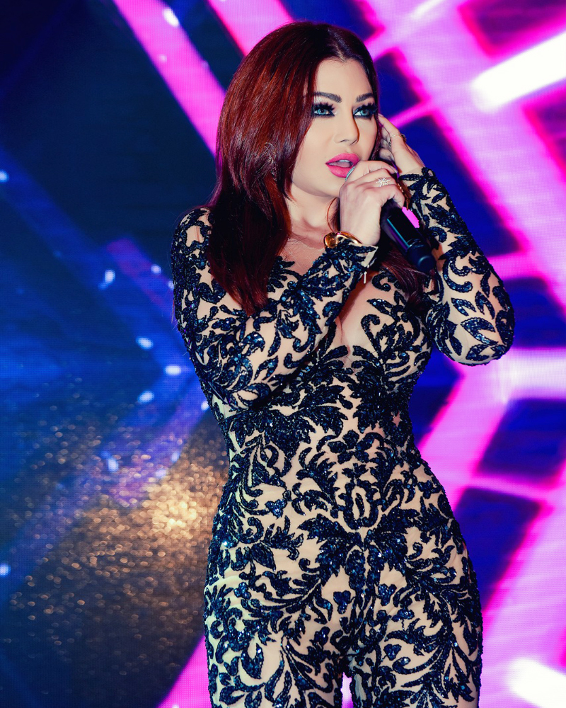Haifa Wehbe - Runner-up Miss Lebanon Seksi wear