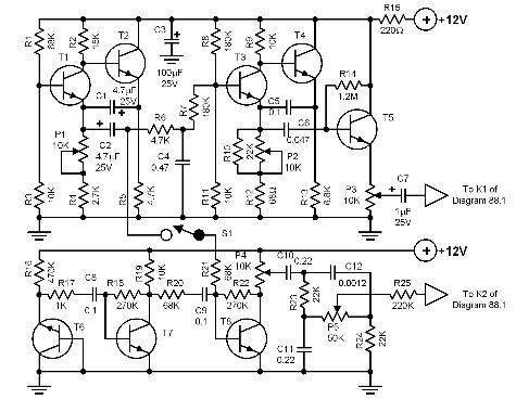 Sound-Generator-Circuit-Diagrams