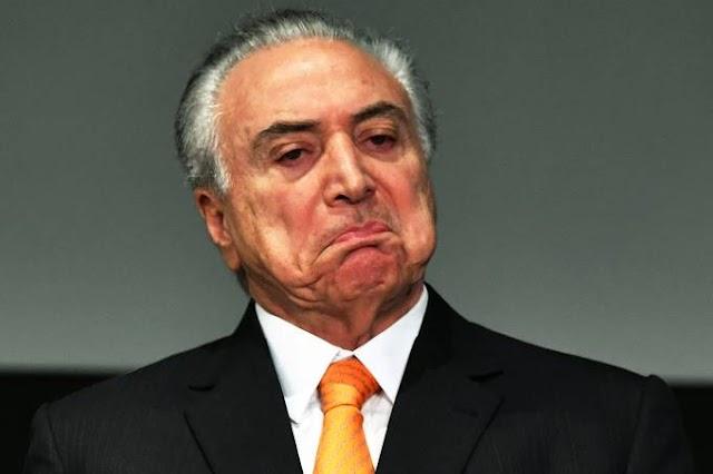 Funaro aponta Temer como chefe da quadrilha e com dinheiro no exterior