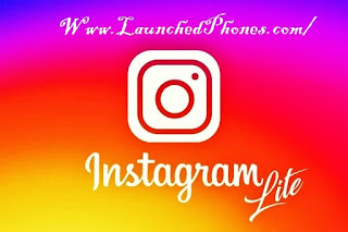This Application is made for the low-cal phones Latest Instagram Lite Apk is launched