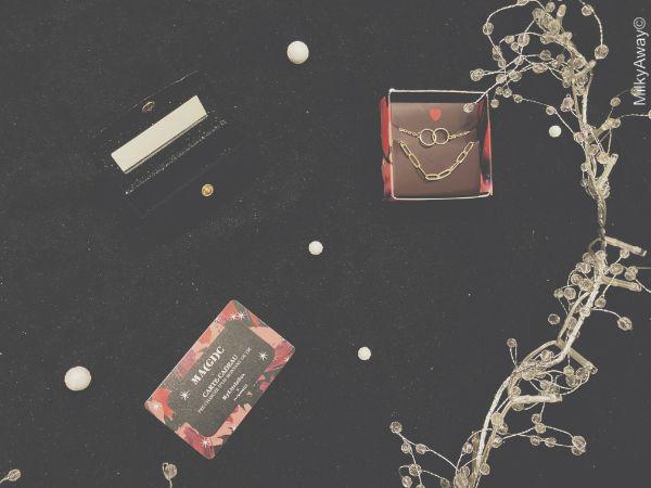 Accessoires de la My Little Box x MAC du mois de décembre