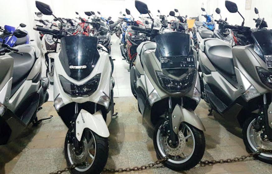 Showroom Jual Beli Motor Bekas Makassar