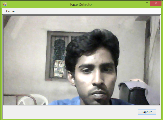 face detection download