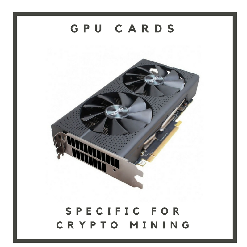 cryptocurrency and video cards