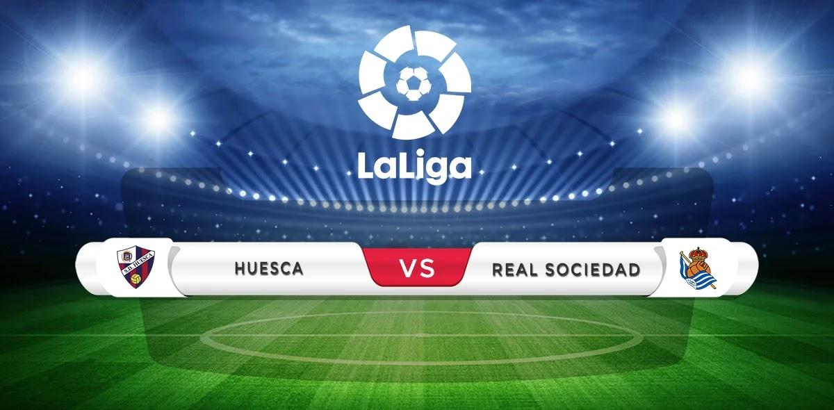 Huesca vs Real Sociedad Prediction, Tips & Match Preview