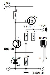 Regulator Circuit Diagram