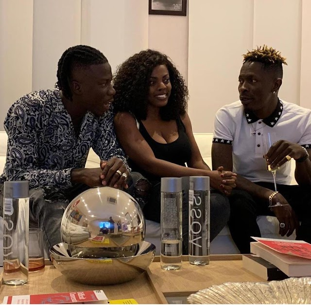 Shata Wale and Stonebwoy Unity Concert Slated for... Check the Date
