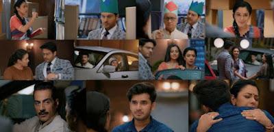 """"""" Anuj Tries to Lift Anupamaa's Mood, Vanraj Comes to Pickup Anupamaa from Office"""" Anupamaa 14th October 2021 Full Episode"""
