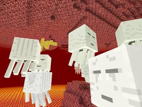 Nether de Minecraft Pocket Edition
