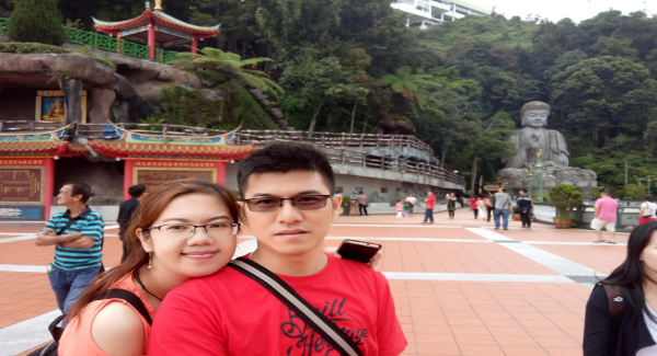 Wisata Chin Swee Caves Temple Genting Malaysia