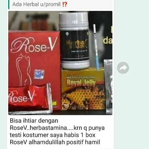 Tips Sukses Program Hamil ala Herbal NASA