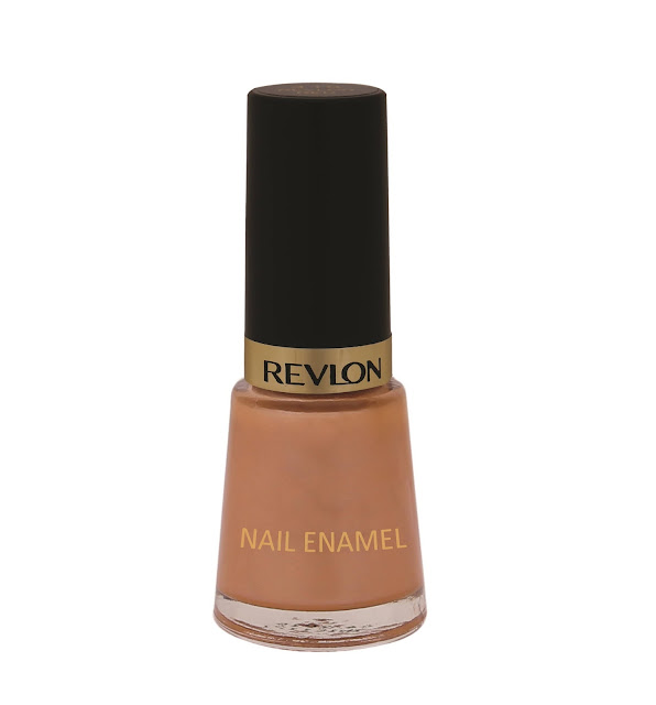 Revlon Nail Enamel in Hushed Blush, MRP 190-min