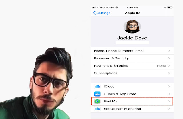 كيفية استخدام تطبيق Find My على iPhone