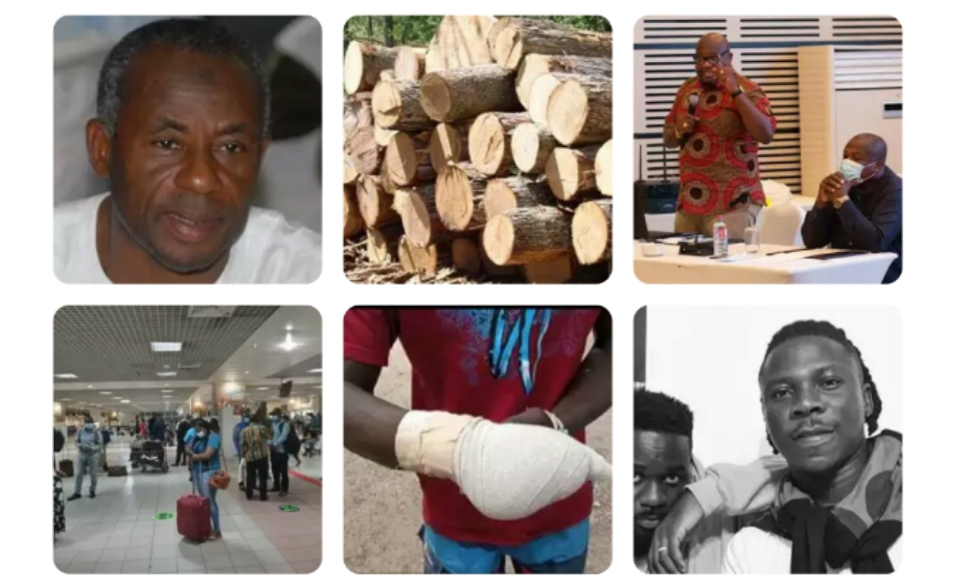 Top 10 Daily Headlines in Ghana for Saturday, 31st July, 2021