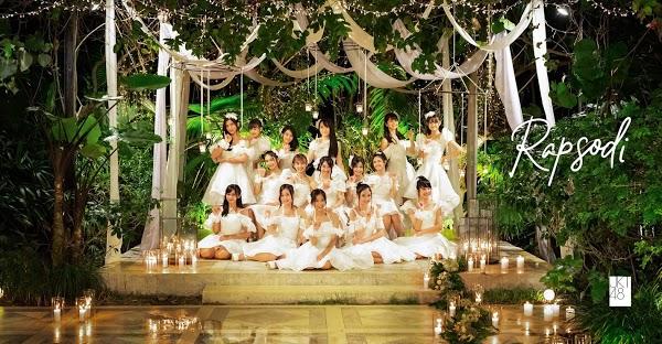21th Single JKT48 Rapsodi