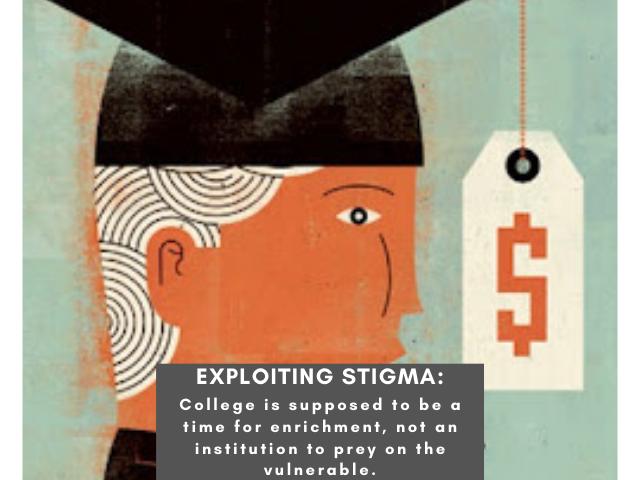 Exploiting Stigma