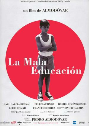 La Mala Educacion - PELICULA - España - 2004