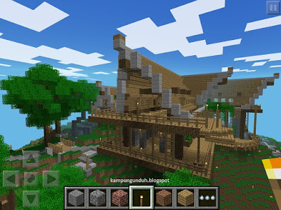 Minecraft: Pocket Edition Mod Apk for Android