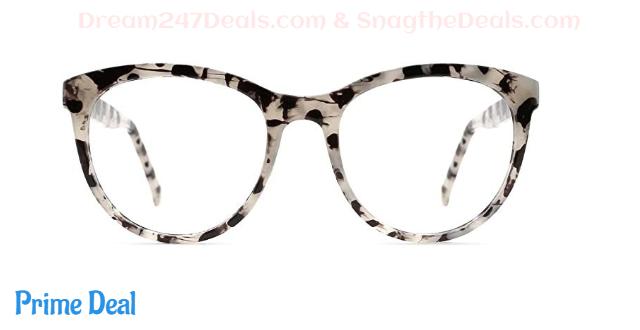 50%OFF TIJN Stylish Oversized Glasses with Blue Light Blocking Lenses for Women Men Anti Eyestrain Computer Glasses