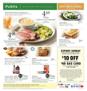 ⭐ Publix Ad 10/16/19 or 10/17/19 and Publix Ad 10 23 19 ⭐ Publix Weekly Ad October 16 2019
