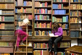 Las Bibliotecas públicas