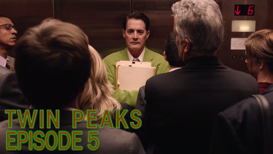 Twin Peaks - The Return (Episodio 5): «La vaca que salta sobre la luna».