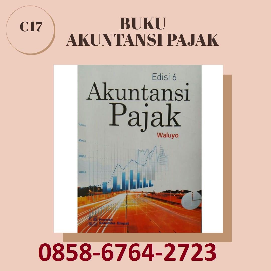 085867642723 Cetak Buku Akuntansi Pajak di Magelang-Yogyakarta
