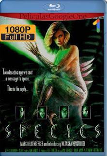 Species [1995] [1080p BRrip] [Latino-Inglés] [GoogleDrive] RafagaHD