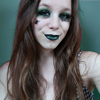 http://shirleycuypers.blogspot.be/2017/10/spider-make-up-tutorial-halloween.html?m=1