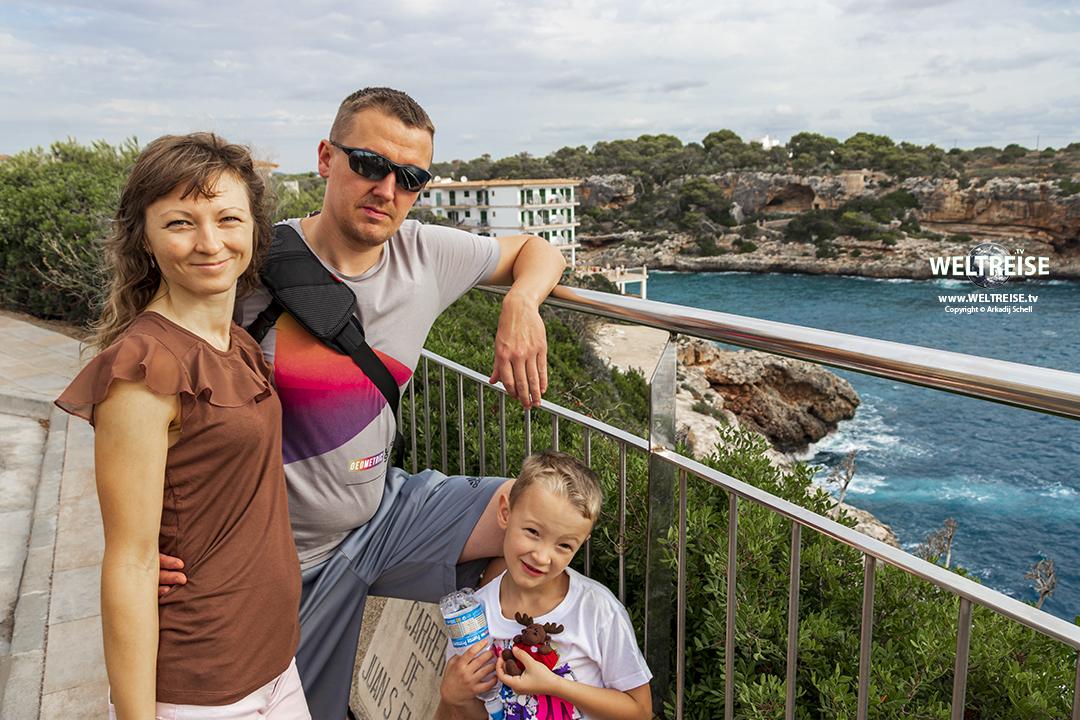 Cala Figuera, Mallorca www.WELTREISE.tv