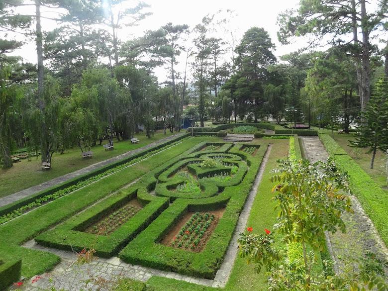 Bao Dai Palace Dalat - Palace 3