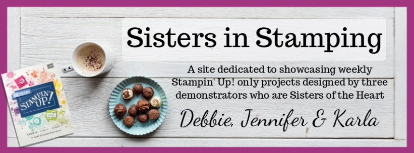 Sisters in Stamping