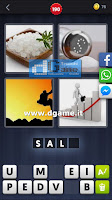 4 immagini 1 parola livello 190