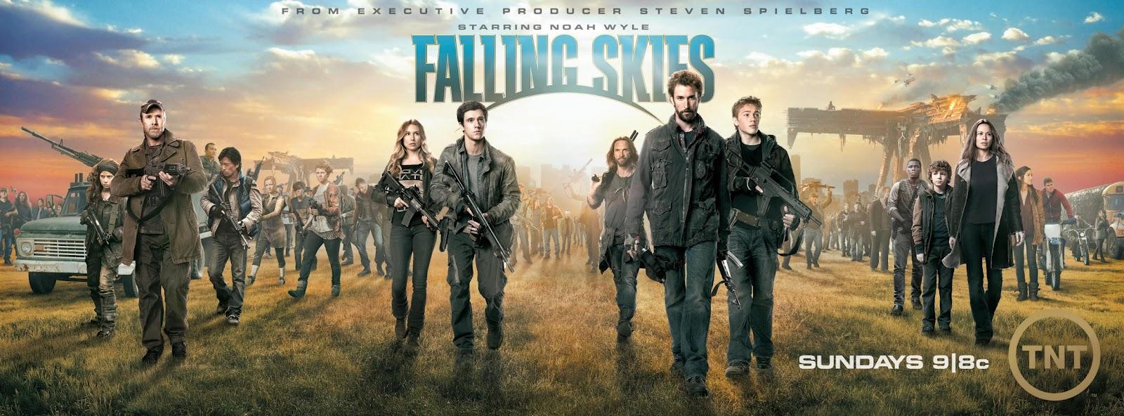 Falling Skies Besetzung