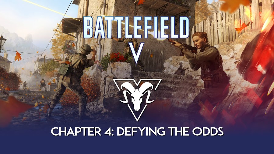 battlefield 5 tides of war chapter 4 e3 2019 ea play defying the odds
