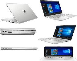 HP 14 Core i3 7th gen 14-inch Thin and Light FHD Laptop (4GB/256GB SSD/Windows 10/MS Office/Jet Black/1.59 kg), 14q-cs0019TU