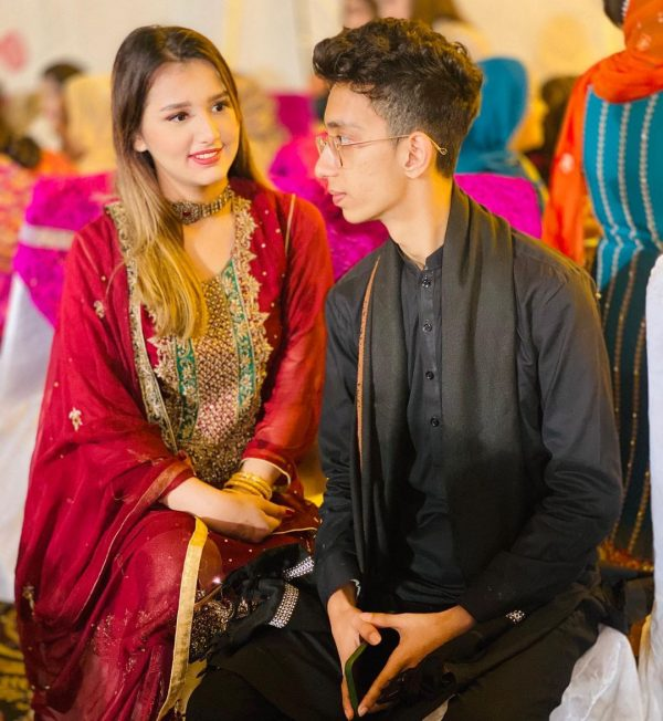 Nimra And Asad Latest Pictures