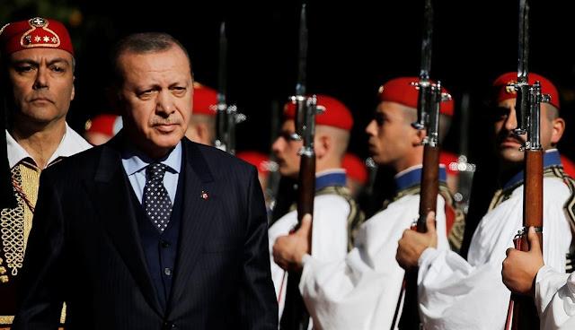 Επίσκεψη Ερντογάν: Καλό σας ταξίδι κύριε Πρόεδρε