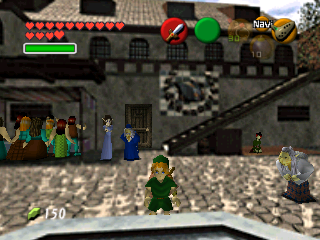 Leave Luck To Heaven: The Legend of Zelda: Ocarina of Time